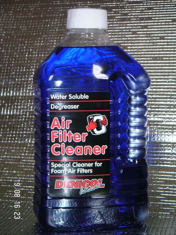 DENICOL AIR FILTER CLEANER - 2l